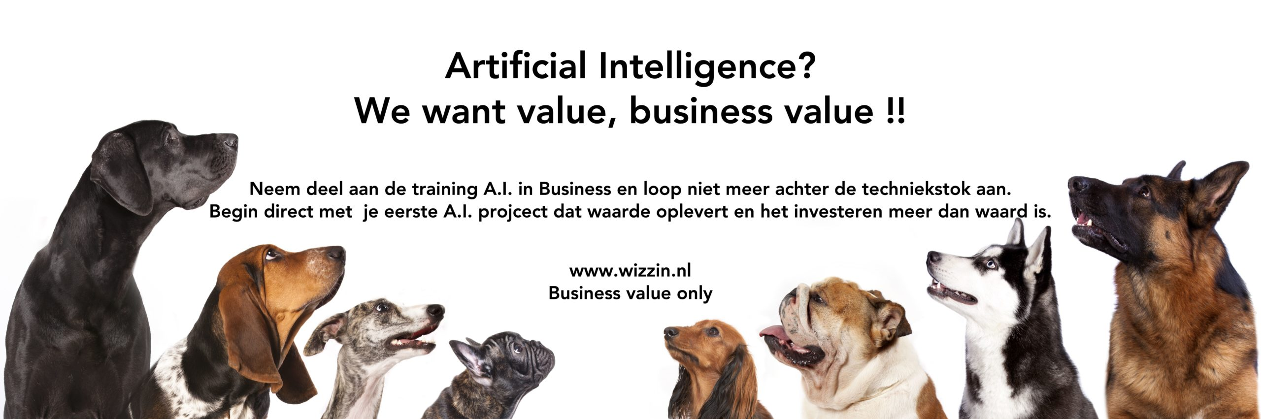 A.I. Business Value please